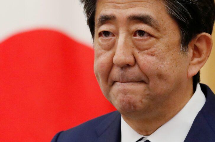 ชินโซ อาเบะ แถลงลาออกจากนายกฯ ญี่ปุ่น